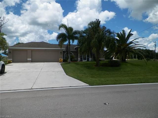 1712 El Dorado Boulevard N, Cape Coral, FL 33993 (MLS #220049930) :: NextHome Advisors