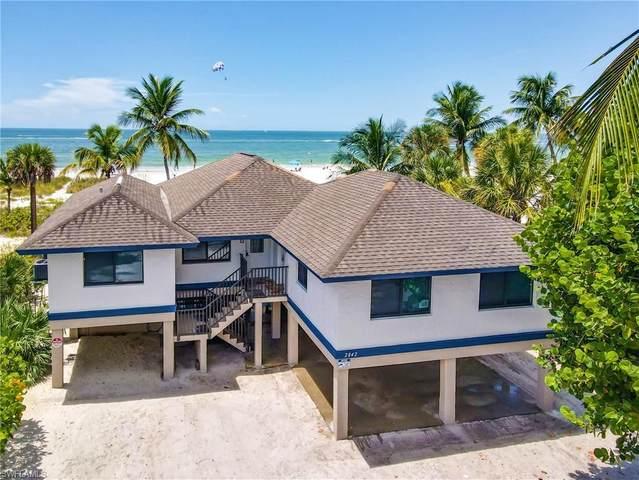 2842 Seaview Street, Fort Myers Beach, FL 33931 (MLS #220049940) :: Team Swanbeck