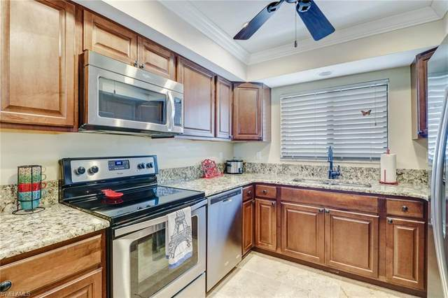 4240 Steamboat Bend #406, Fort Myers, FL 33919 (MLS #220050008) :: RE/MAX Realty Team
