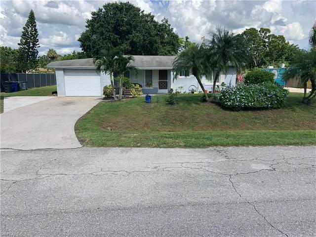 1574 Ixora Drive, North Fort Myers, FL 33917 (#220050199) :: Jason Schiering, PA