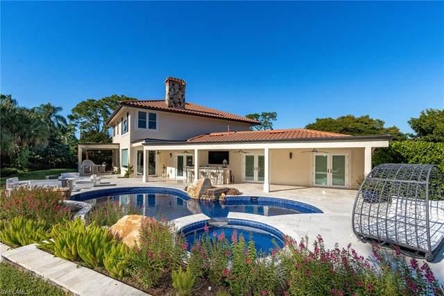 421 Ridge Court, Naples, FL 34108 (#220050214) :: Southwest Florida R.E. Group Inc