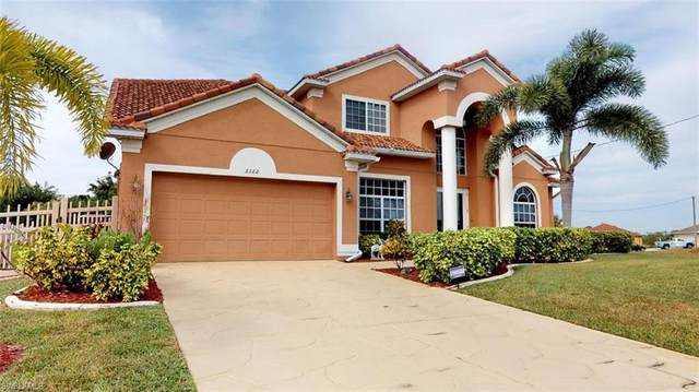 2322 NW 26th Place, Cape Coral, FL 33993 (MLS #220050242) :: Team Swanbeck