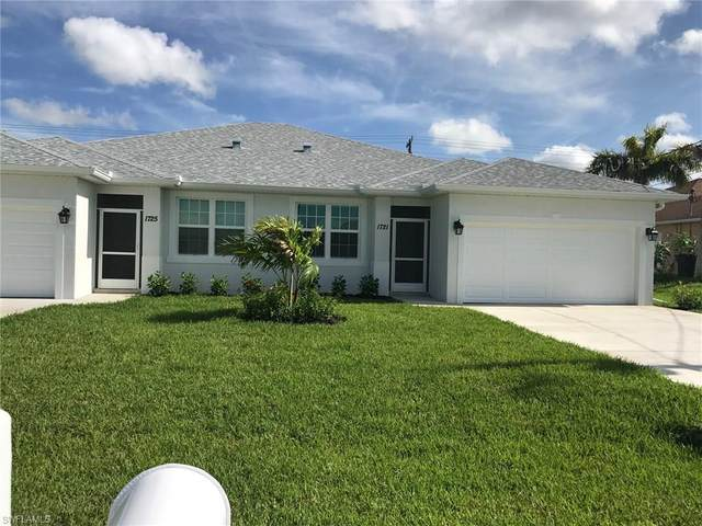 1721 SW 32nd Terrace #1725, Cape Coral, FL 33914 (MLS #220050326) :: RE/MAX Realty Team