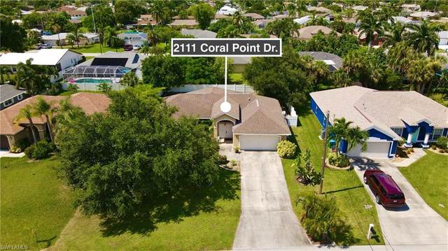 2111 Coral Point Drive, Cape Coral, FL 33990 (MLS #220050364) :: #1 Real Estate Services
