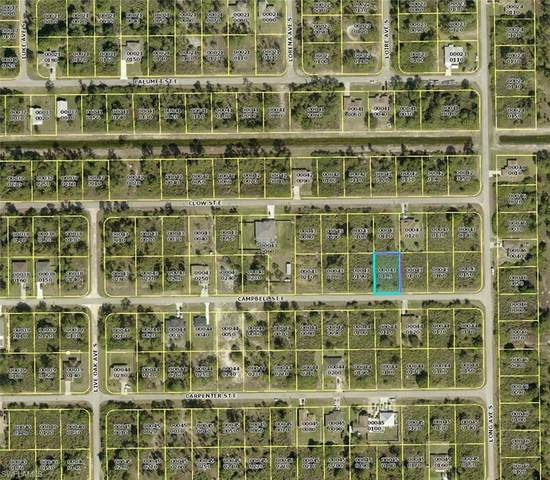 867 Campbell Street E, Lehigh Acres, FL 33974 (MLS #220050386) :: Team Swanbeck