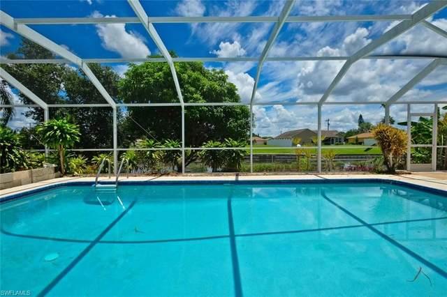 11 SE 16th Place, Cape Coral, FL 33990 (MLS #220050408) :: #1 Real Estate Services