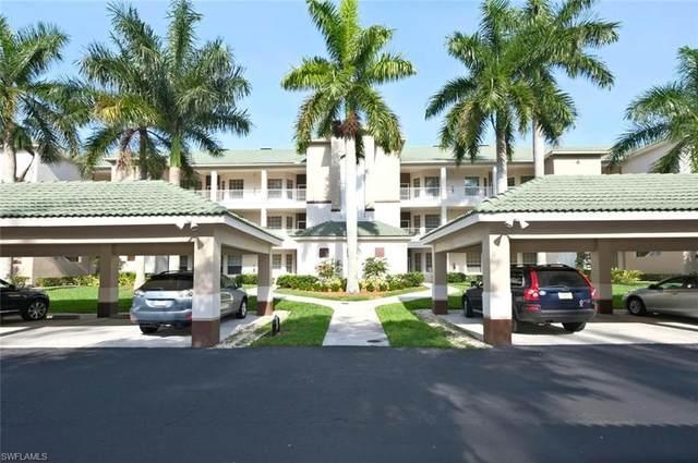 17110 Bridgestone Court #101, Fort Myers, FL 33908 (MLS #220050423) :: Team Swanbeck