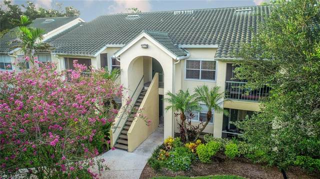 12610 Equestrian Circle #1612, Fort Myers, FL 33907 (#220050551) :: The Dellatorè Real Estate Group