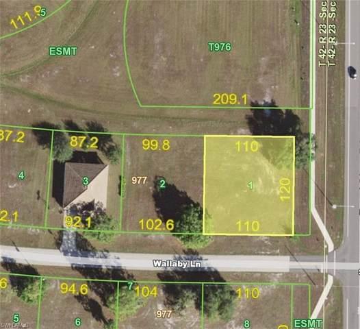 24538 Wallaby Lane, Punta Gorda, FL 33955 (MLS #220050593) :: Clausen Properties, Inc.