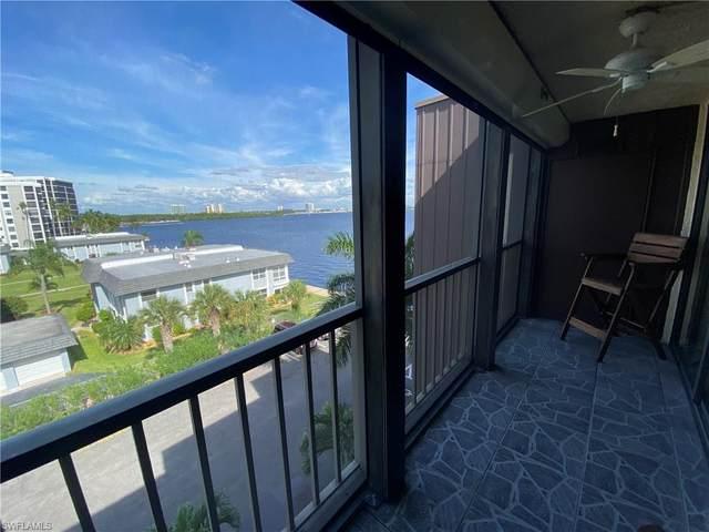3460 N Key Drive #503, North Fort Myers, FL 33903 (MLS #220050704) :: Eric Grainger | Engel & Volkers