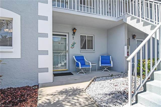 8130 Summerlin Village Circle #203, Fort Myers, FL 33919 (MLS #220051050) :: RE/MAX Realty Team