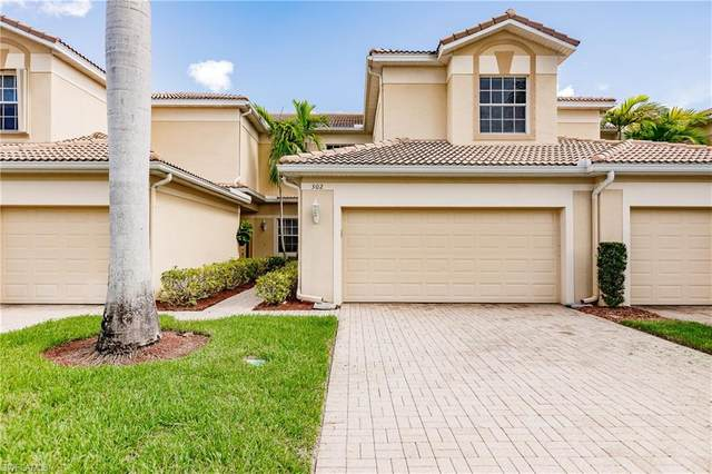 6040 Jonathans Bay Circle #302, Fort Myers, FL 33908 (#220051157) :: Southwest Florida R.E. Group Inc