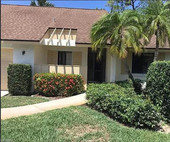 6068 Huntington Woods Drive #15, Naples, FL 34112 (MLS #220051222) :: Florida Homestar Team