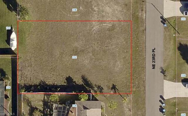 232 NE 23rd Place, Cape Coral, FL 33909 (MLS #220051290) :: Clausen Properties, Inc.
