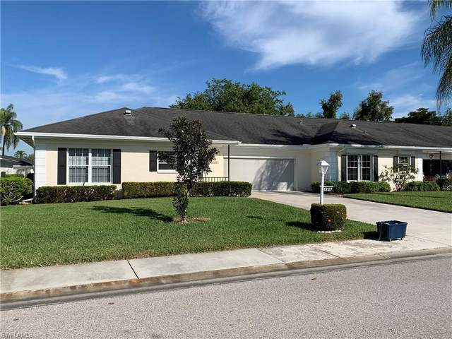 1227 Hazeltine Drive, Fort Myers, FL 33919 (MLS #220051919) :: Kris Asquith's Diamond Coastal Group