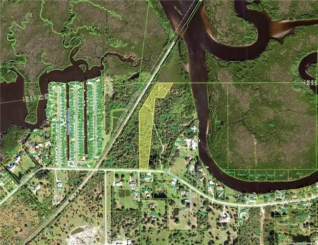 7100 Riverside Drive, Punta Gorda, FL 33982 (MLS #220052211) :: Kris Asquith's Diamond Coastal Group