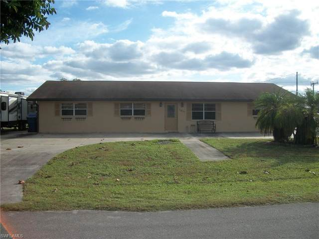 1837 Red Road, Clewiston, FL 33440 (MLS #220052490) :: Kris Asquith's Diamond Coastal Group