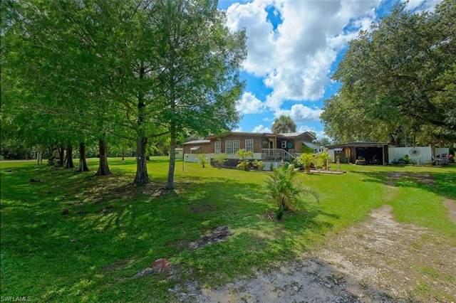 1195 Horseshoe Loop, Moore Haven, FL 33471 (#220052542) :: The Dellatorè Real Estate Group