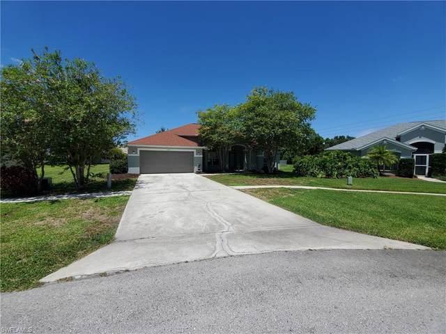 1535 Scholar Court, Lehigh Acres, FL 33971 (#220052591) :: Caine Premier Properties