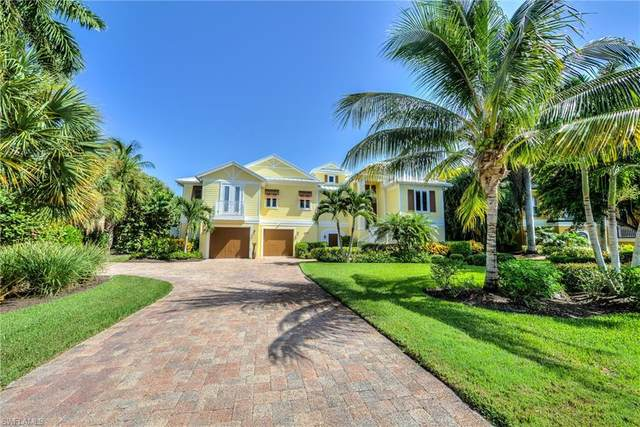 784 Birdie View Point, Sanibel, FL 33957 (#220052815) :: The Dellatorè Real Estate Group