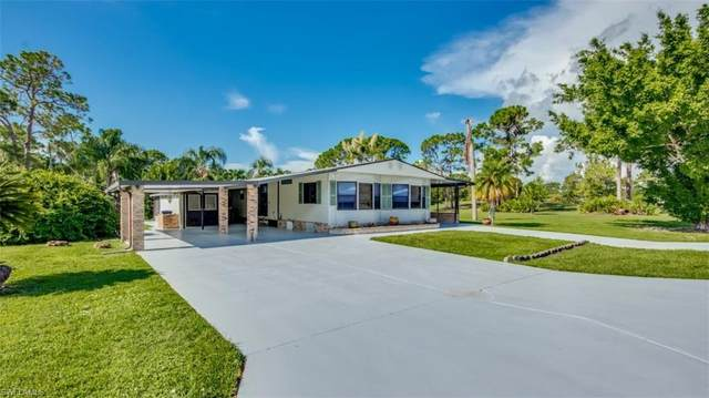 9931 Cree Lane, North Fort Myers, FL 33903 (MLS #220052859) :: Clausen Properties, Inc.