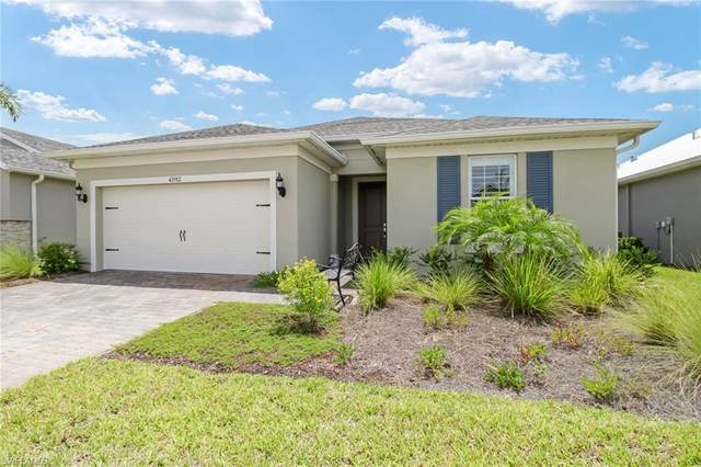 42982 Canon Court, Babcock Ranch, FL 33982 (MLS #220052980) :: RE/MAX Realty Team