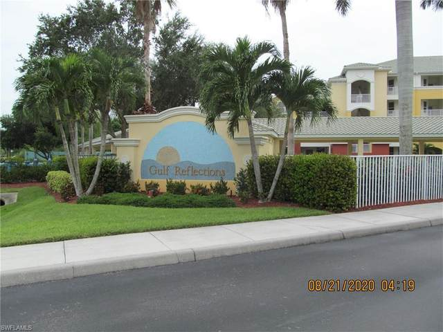 11041 Gulf Reflections Drive #103, Fort Myers, FL 33908 (#220052983) :: The Dellatorè Real Estate Group