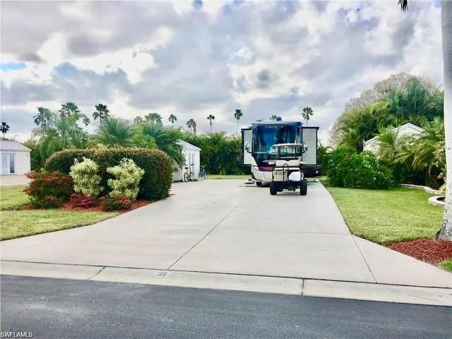 Lot 37    3011 W Riverbend Resort Boulevard, Labelle, FL 33935 (#220053102) :: Southwest Florida R.E. Group Inc