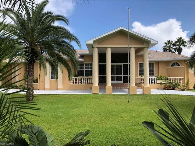 422 Mckinley Avenue, Lehigh Acres, FL 33972 (MLS #220053148) :: Florida Homestar Team