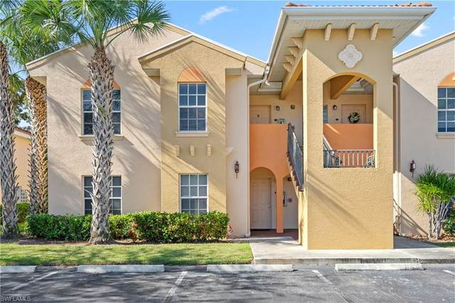 4166 Castilla Circle #201, Fort Myers, FL 33916 (MLS #220053166) :: The Naples Beach And Homes Team/MVP Realty
