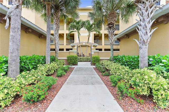 3808 Agualinda Boulevard #303, Cape Coral, FL 33914 (MLS #220053273) :: Kris Asquith's Diamond Coastal Group