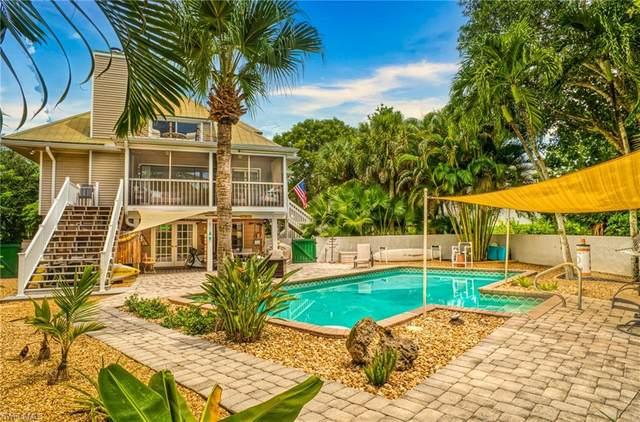 1410 Sand Castle Road, Sanibel, FL 33957 (#220053304) :: Caine Premier Properties