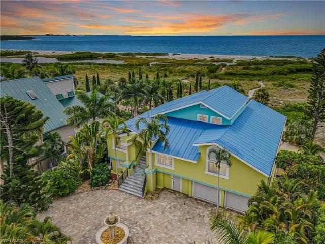 8010 Estero Boulevard, Fort Myers Beach, FL 33931 (#220053353) :: The Dellatorè Real Estate Group