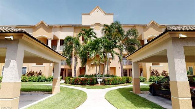 16441 Millstone Circle #105, Fort Myers, FL 33908 (#220053397) :: The Dellatorè Real Estate Group