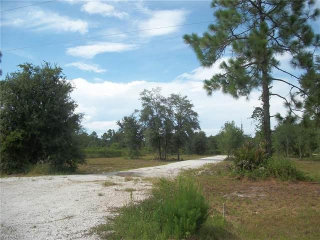 745 Appaloosa Avenue, Clewiston, FL 33440 (#220053566) :: Southwest Florida R.E. Group Inc