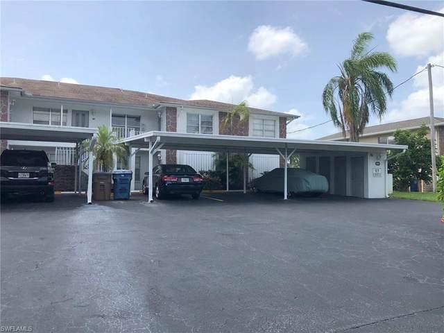 906 SE 46th Street #202, Cape Coral, FL 33904 (#220053726) :: The Dellatorè Real Estate Group