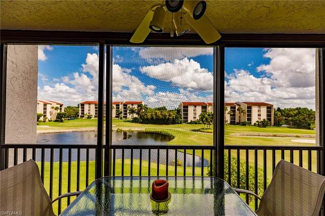4612 Flagship Drive #305, Fort Myers, FL 33919 (MLS #220053977) :: The Naples Beach And Homes Team/MVP Realty