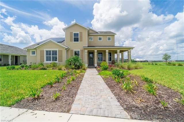 16920 Curry Preserve Drive, Punta Gorda, FL 33982 (#220054029) :: Southwest Florida R.E. Group Inc