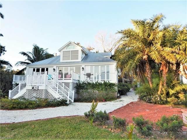 201 Useppa, Useppa Island, FL 33924 (#220054088) :: The Dellatorè Real Estate Group