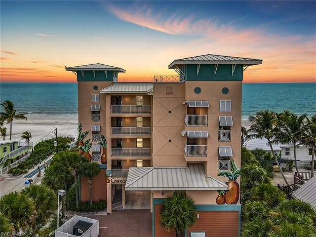 5480 Estero Boulevard #102, Fort Myers Beach, FL 33931 (#220054144) :: The Michelle Thomas Team