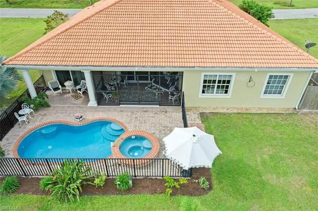 20831 Copperhead Drive, Lehigh Acres, FL 33936 (#220054250) :: The Dellatorè Real Estate Group