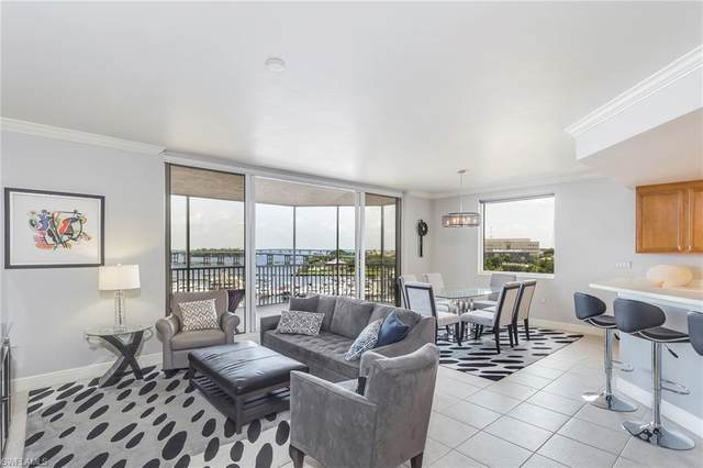 2090 W First Street #706, Fort Myers, FL 33901 (#220054340) :: Southwest Florida R.E. Group Inc