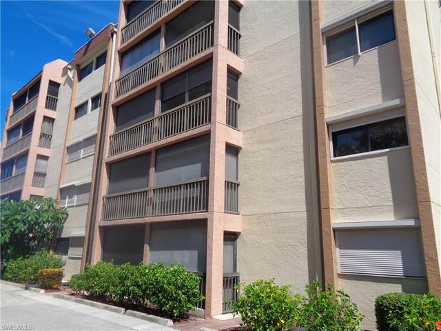 2121 Collier Avenue N #115, Fort Myers, FL 33901 (MLS #220054390) :: RE/MAX Realty Team