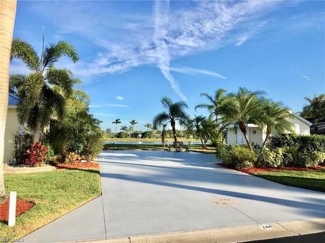Lot 244    3032 E Riverbend Resort Boulevard, Labelle, FL 33935 (#220054435) :: Southwest Florida R.E. Group Inc
