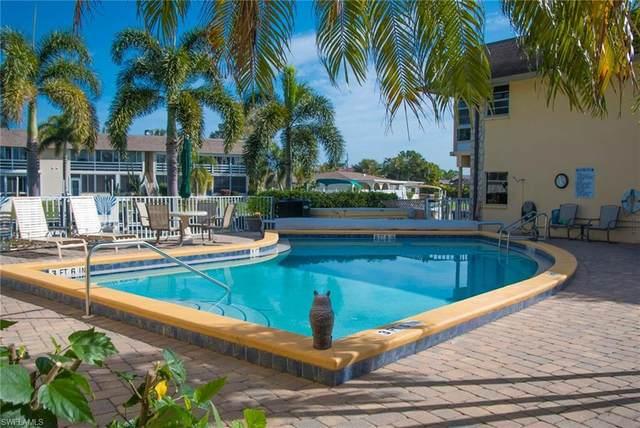 1669 Edith Esplanade #107, Cape Coral, FL 33904 (MLS #220054703) :: Kris Asquith's Diamond Coastal Group