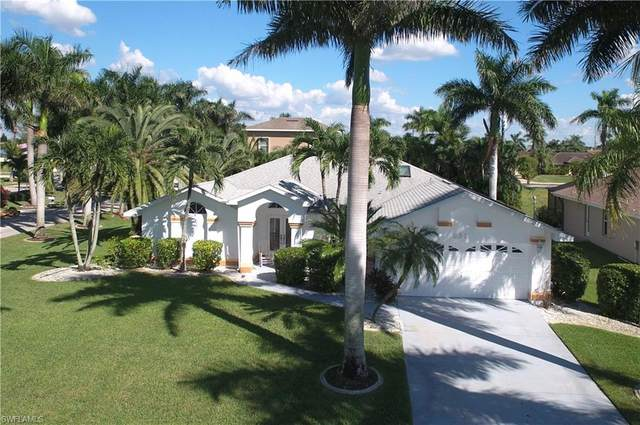 5311 SW 21st Place, Cape Coral, FL 33914 (MLS #220054785) :: Domain Realty