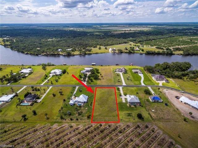 5277 River Blossom Lane, FORT DENAUD, FL 33935 (MLS #220054838) :: Kris Asquith's Diamond Coastal Group