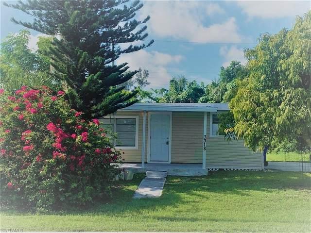 3318 Thomas Street, Fort Myers, FL 33916 (#220054853) :: The Dellatorè Real Estate Group