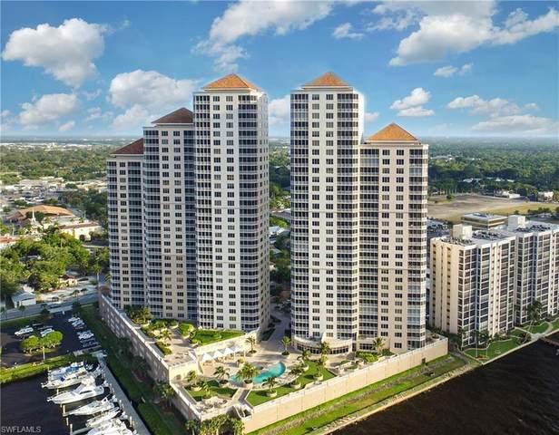 2090 W 1st Street F2206, Fort Myers, FL 33901 (MLS #220054908) :: RE/MAX Realty Team