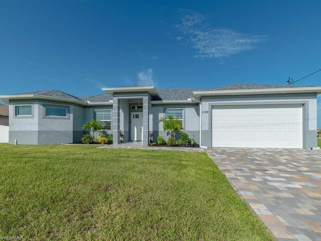 1102 NW 8th Place, Cape Coral, FL 33993 (MLS #220054915) :: NextHome Advisors